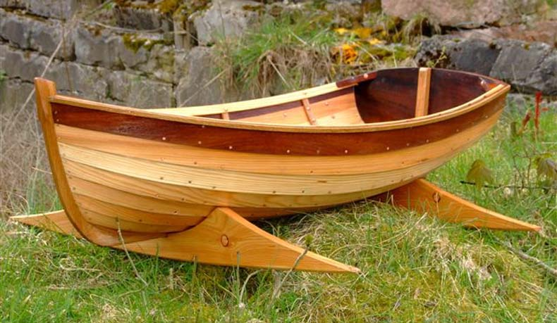 How To Build A Cradle For A Sailboat